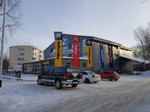 Дилер BRP в Сургуте