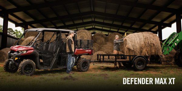 Defender MAX 800R DPS (2017 м.г.)
