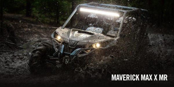 Maverick MAX 1000R XMR (2017 м.г.)