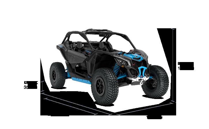 Maverick X3 X rc Turbo R (2018 м.г.)