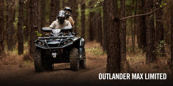 Outlander MAX 1000R LTD (2017 м.г.)