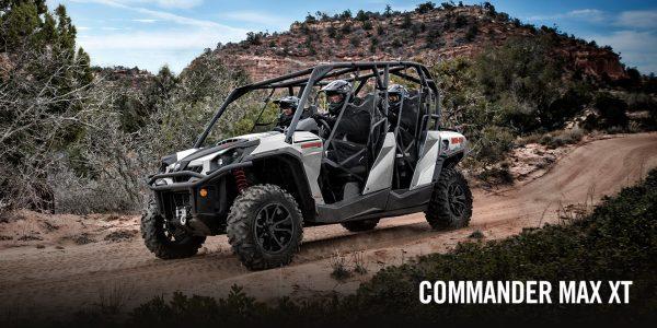 Commander MAX 1000 XT (2017 м.г.)