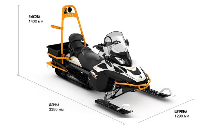 69 Ranger Alpine 1200 4-TEC (2017 м.г.)
