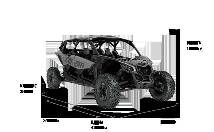 Maverick X3 MAX X RS Turbo R (2018 м.г.)