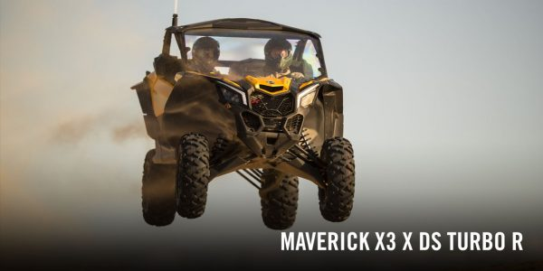 Maverick X3 X DS (2017 м.г.)