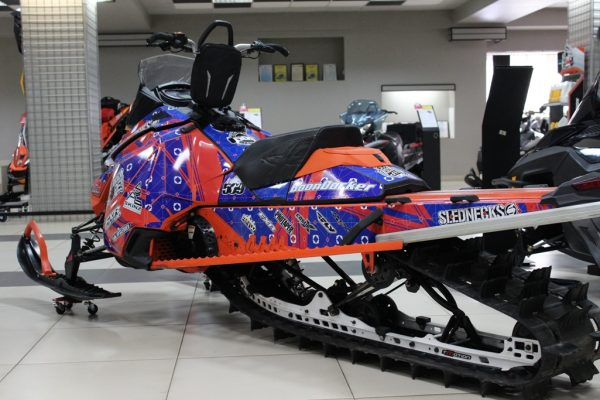 Снегоход SKI-DOO SUMMIT  X 154 800R  E-TEC