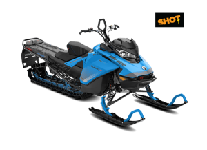 SUMMIT X 165″ 850 E-TEC SHOT (2019 м.г.)