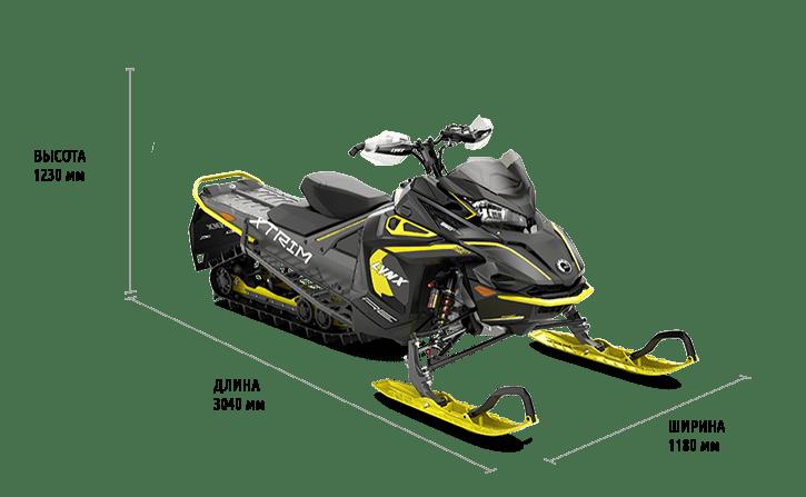 XTRIM RE 3500 850 E-TEC 3500 (2020 м.г.)